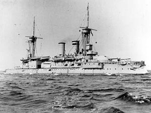 SMS Kurfürst Friedrich Wilhelm - SMS Kurfürst Friedrich Wilhelm in 1899