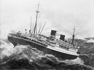 SS <i>President Coolidge</i> American ocean liner sunk by mines in the New Hebrides