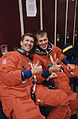 STS-107 Astronauts Rick Husband and Willie McCool - GPN-2003-00088.jpg
