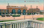 ST QUENTIN - La gare