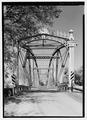 SW PORTAL ELEVATION. - Pine Creek Bridge, River Road spanning Pine Creek, Jersey Shore, Lycoming County, PA HAER PA-614-2.tif