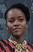 Photo of Lupita Nyong'o.