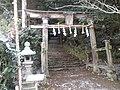 Saga Mizuo Emperor Seiwa Shrine 2011-01.JPG
