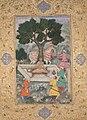 Sage Bakadalbhya tell his story to Arjuna.jpg