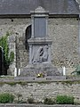 Saint-Juvat (22) Monument aux morts.JPG