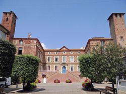 Saint-Nicolas-de-la-Grave - Château de Richard Cœur de Lion -1.JPG