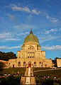 Saint Joseph's Oratory at Sunset 1.jpg