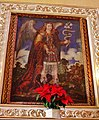 Saint Michael Tianguishahuatl Church, San Pedro Cholula, Puebla state, Mexico12.jpg