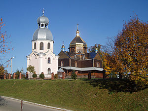 Saint Nicholas church, Yasnyska (01).jpg
