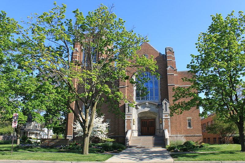 File:Saint Paul Lutheran Church Ann Arbor Michigan.JPG