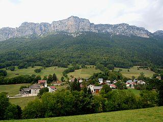 Sainte-Marie-du-Mont, Isère Commune in Auvergne-Rhône-Alpes, France