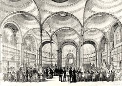 biblioteca nacional de francia sala labrouste en pars