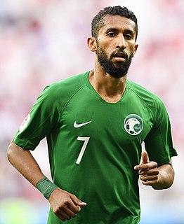 Salman Al-Faraj Saudi Arabian footballer