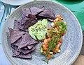 Salmon tartare at Riverbar & Kitchen, Brisbane, Queensland.jpg