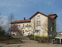 Salzgitter-Bad - Bahnhof - Südseite 2014-03-27.jpg