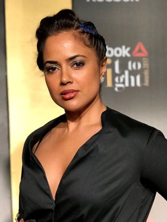 Sameera Reddy - Reddy at an event in 2017