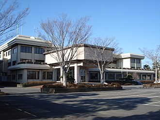 Sanmu - Sanmu City Hall