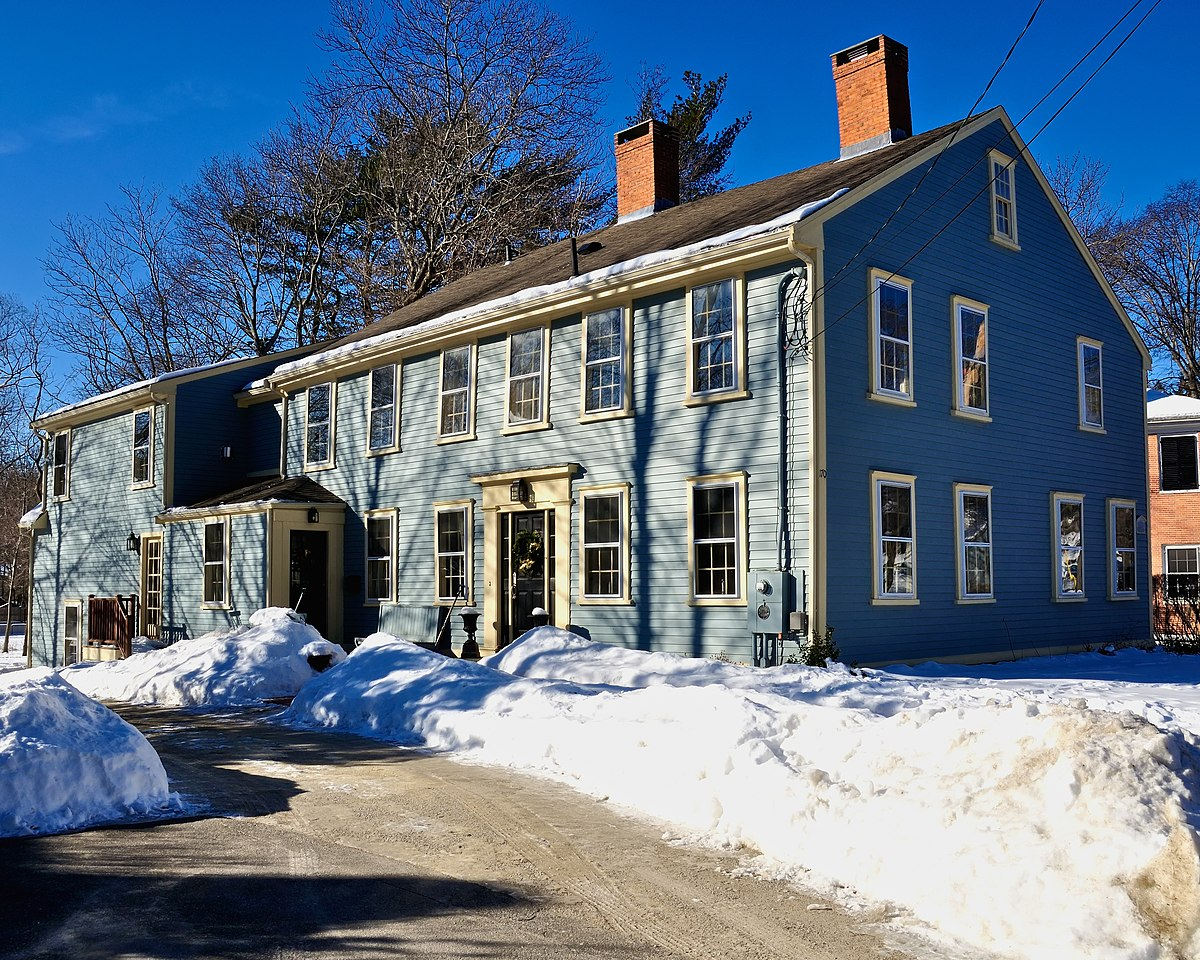 List Of Historic Houses In Massachusetts Wikipedia