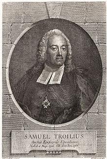 Samuel Troilius