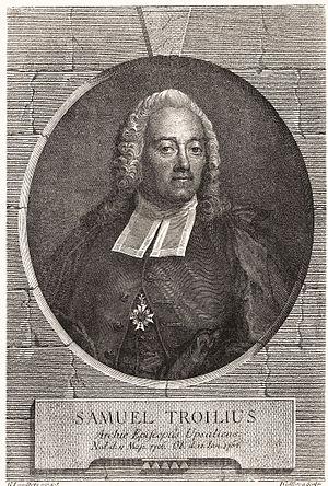 Samuel Troilius - Image: Samuel Troilius SP183