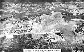 San Angelo Army Air Field - San Angelo Army Airfield - 14 October 1943