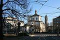 San Bernardino e Santo Stefano visti da piazza Fontana, Milano.jpg