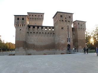 Bartolino da Novara - Novara worked on the Rocca Estense of San Felice sul Panaro.