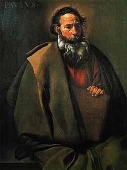 San Pablo, by Diego Velázquez