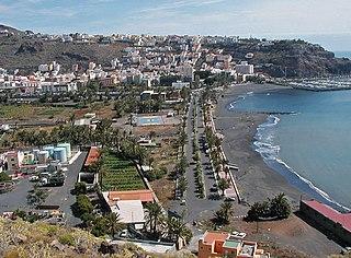 Сан-Себастьян-де-ла-Гомера,  Канарские Острова, Испания
