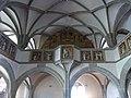 Sankt Oswald bei Freistadt Pfarrkirche - Orgelempore 1.jpg
