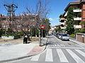 Sant Cugat del Vallès - des d'un autobús P1230519.jpg