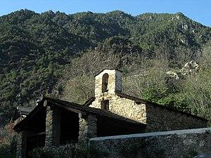 Església de Sant Esteve de Bixessarri - Església de Sant Esteve de Bixessarri