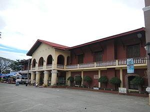 Santa Barbara, Pangasinan - Image: Santa Barbara Pangasinanchurchjfcc c