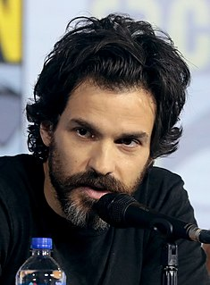 Santiago Cabrera Venezuelan-born Chilean film, television, and theater actor