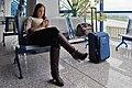 Sarajevo Airport Passenger-Area 2013-11-18 (4).jpg