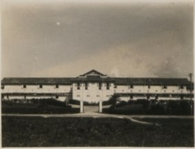 Sarawak General Hospital between 1900 to 1930