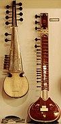 Sarod and sitar
