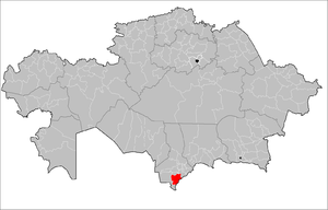 Saryagash District Kazakhstan.png