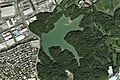 Sasaguru Kasuya Research Forest, Kyushu University Aerial Photograph.2007.jpg