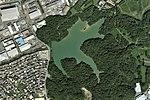 Sasaguru Kasuya Research Forest, Kyushu University Aerial Photograph.2007.jpg