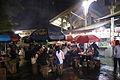 Satay stalls along Boon Tat Street next to Telok Ayer Market, Singapore - 20070127-01.jpg