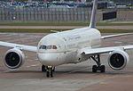 Saudi Arabian Airlines Dreamliner HZ-ARB (26254378685).jpg