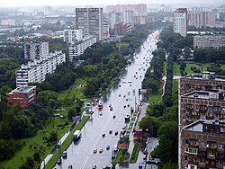 Реконструкция Щелковского шоссе в Москве начнется в 2014 году - SverhNews.