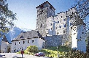 Landeck - Landeck Castle