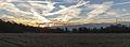 Schlossmauer - Noch einmal Sonnenaufgang (Panorama 3 Fotos).jpg