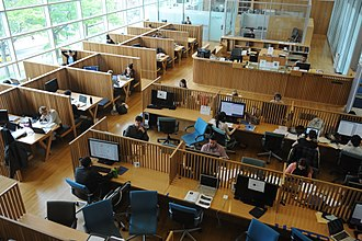 Columbia University Libraries - Image: Science & Engineering Library (1)