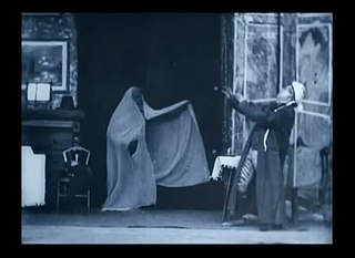 <i>Scrooge, or, Marleys Ghost</i> 1901 film directed by Walter R. Booth