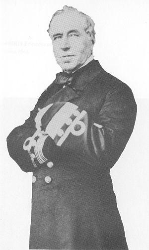 Sydney Dacres - Admiral Sir Sydney Dacres