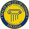 Seal of Conway, Arkansas.jpg