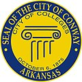 Seal of Conway, Arkansas.jpg